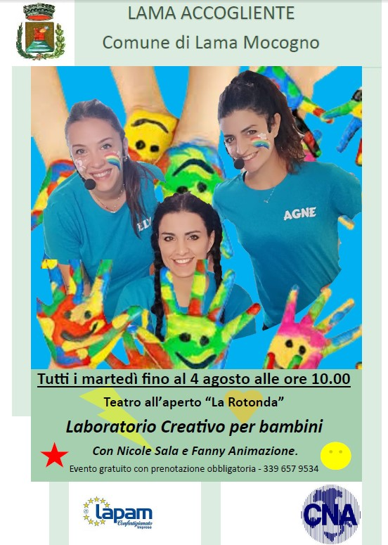 Laboratori creativi